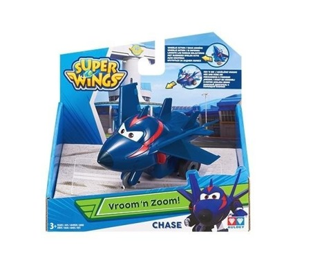 Super Wings Pojazd Agent Chase